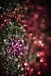 Rainbow Glitter Texture
