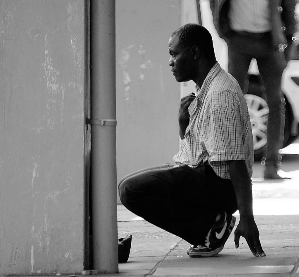 Balance by AfricanObserver