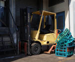 Chained Forklifts