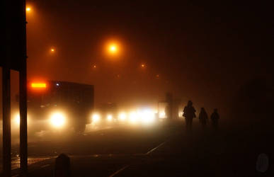 Koeberg Road Inbound by AfricanObserver