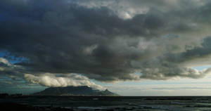 Table Bay and Mountain