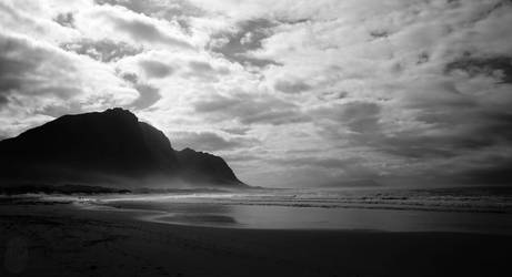 Clouds over Betty's Bay