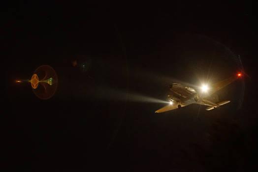 DC3 Landing