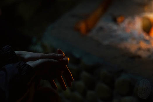 Hands and Fire