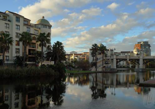 Century City Canal