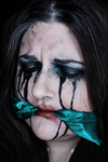 Silence - trigger warning by Lilium-VisualArtist