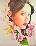 Hannah Delisha by aimanyazam