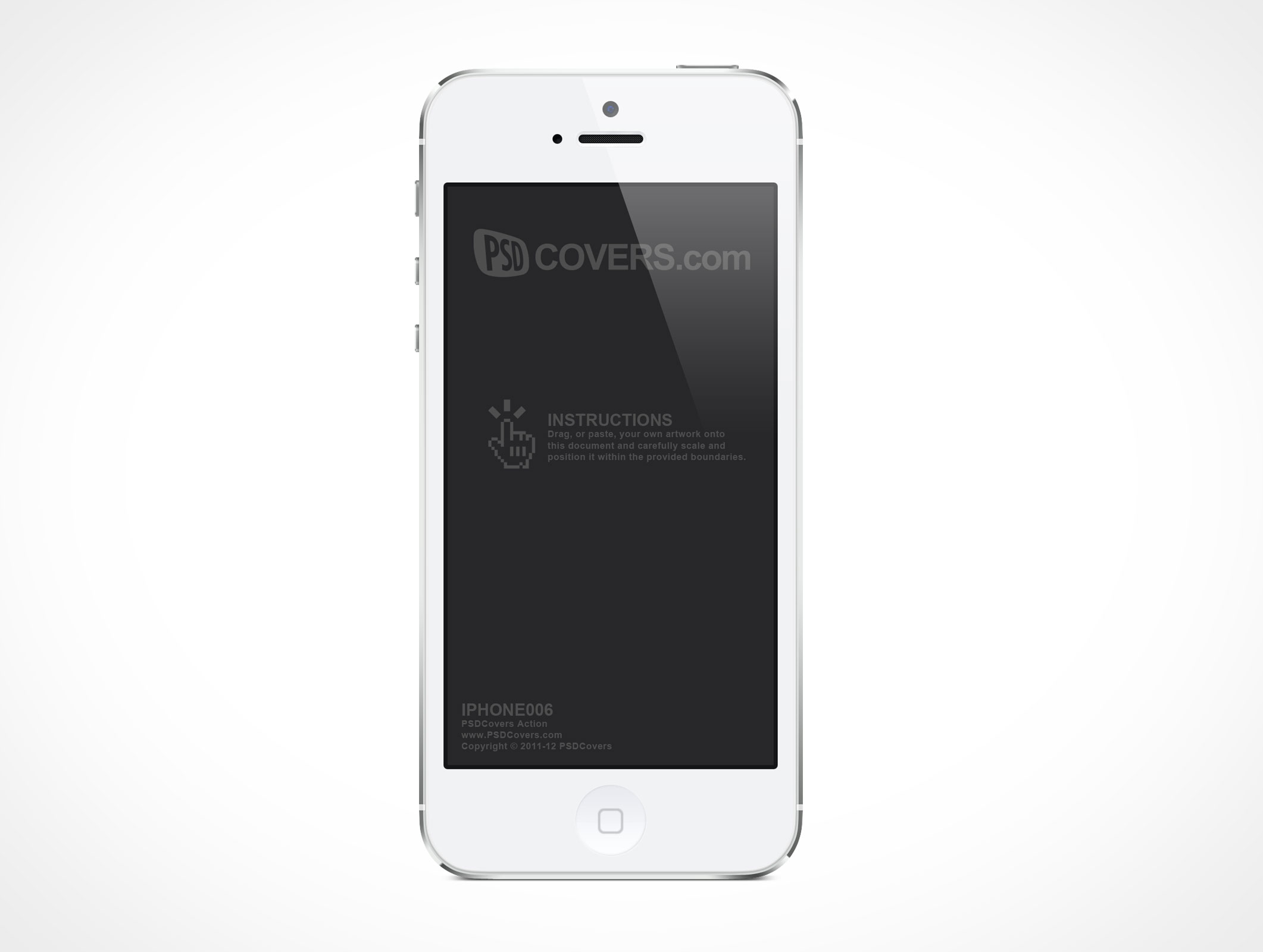 IPHONE006 by PSDCovers