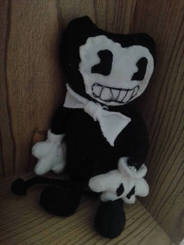 Bendy plush, Lucie asked me that until the death !