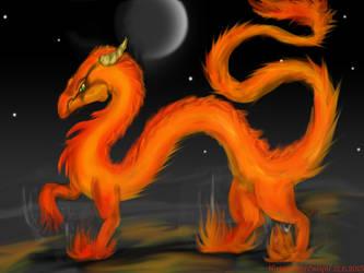 Flamy by Kirwick