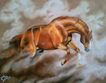 Sandstorm by Cristalhoof