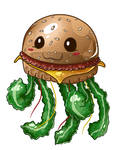 Cheese Burger Jellyguard