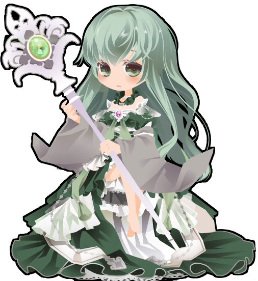 # 127 gacha ~Female~ by Paper-Doll-Adopts