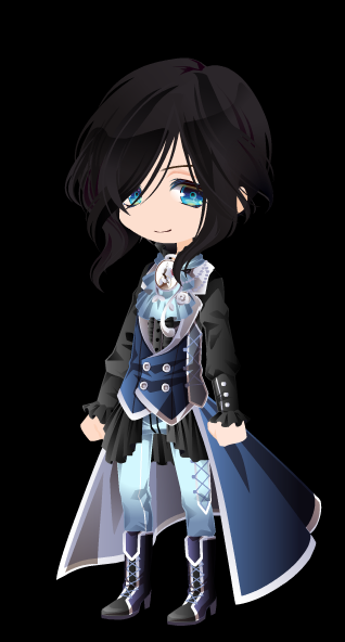 # 152 gacha ~Male~ by Paper-Doll-Adopts