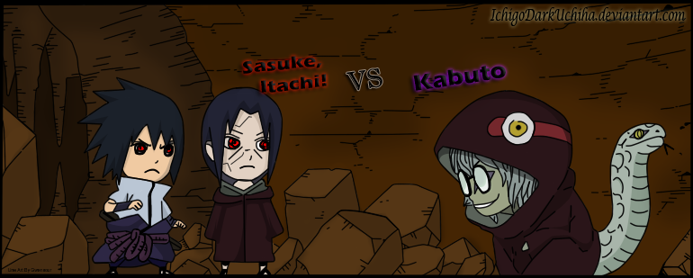 Sasuke And Itachi Vs Kabuto Sasuke, itachi vs kabuto