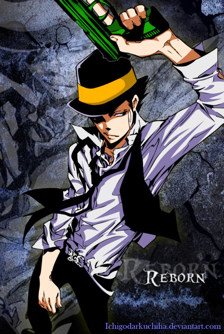 The-Best-Hitman Reborn! by IchigoDarkUchiha