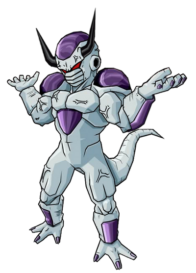 5th Form Frieza by HadesWubsU on DeviantArt