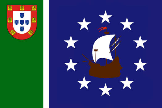 Alternative flags for Portuguese colonies by HolonZeias on