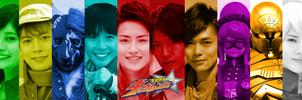 41. Uchuu Sentai Kyuranger