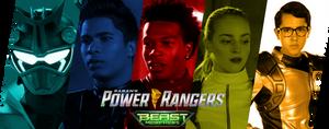 Season 26 - Beast Morphers