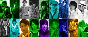 Heisei Era Tertiary Riders (2001-2019)