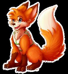 Felix by SkyaWaffle