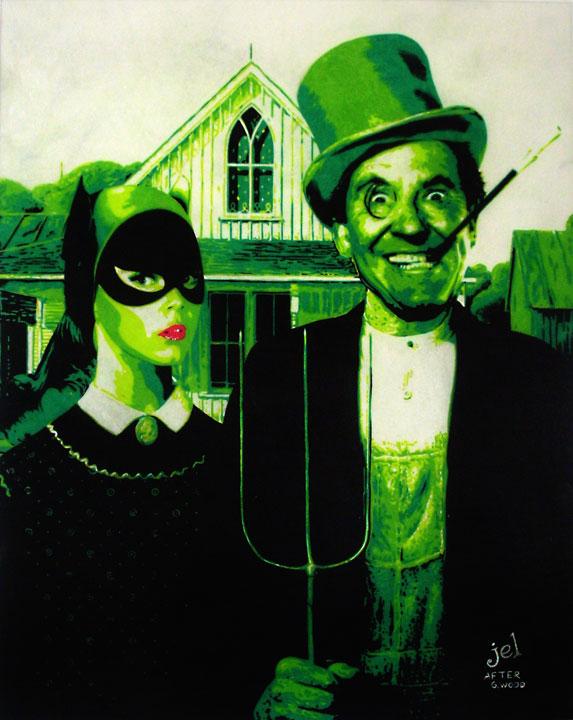 GothamGothic by DoodleLyle