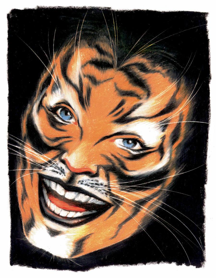 tiger2 by DoodleLyle