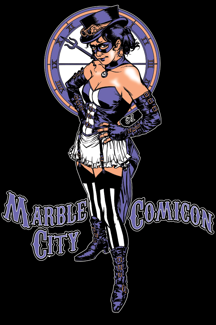 Miss Marble City 2015 by DoodleLyle