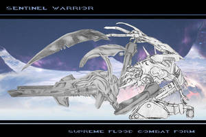 Supreme Flood Combat Form by drskytower