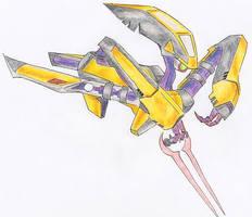 Sentinel Warrior One-Zero-Five by drskytower