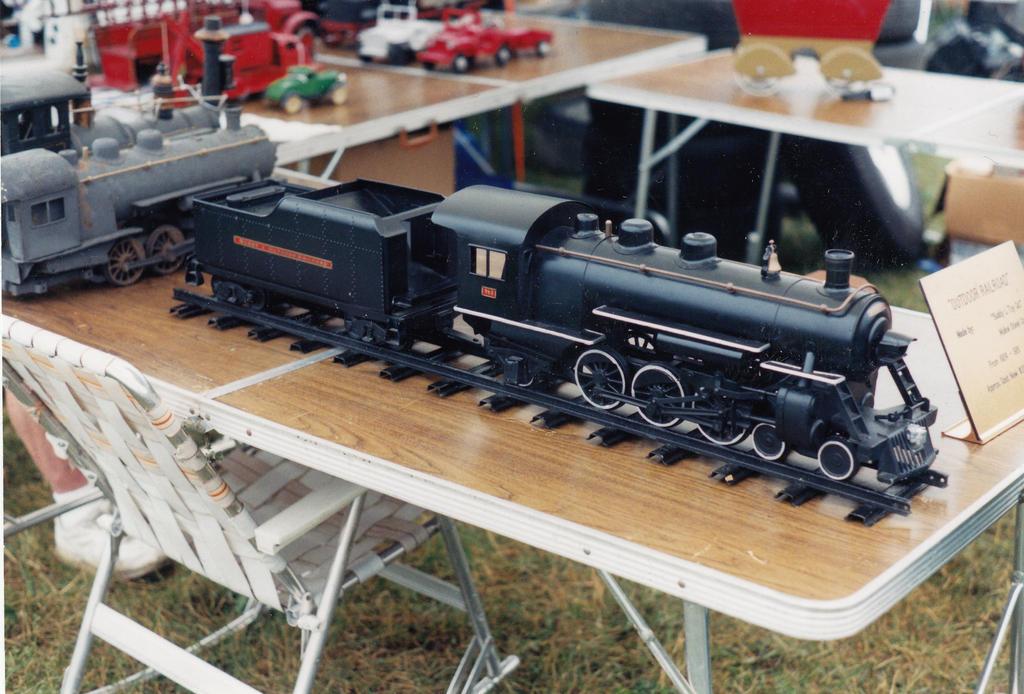 Buddy L Locomotives by PRR8157