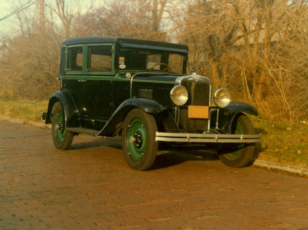 1929 Chevrolet Imperial Sedan by PRR8157