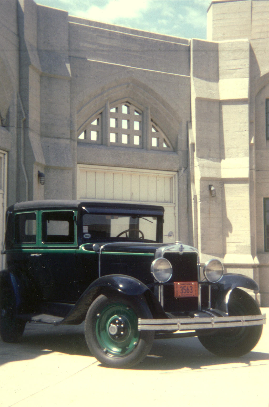 1929 Chevrolet Imperial Sedan by PRR8157
