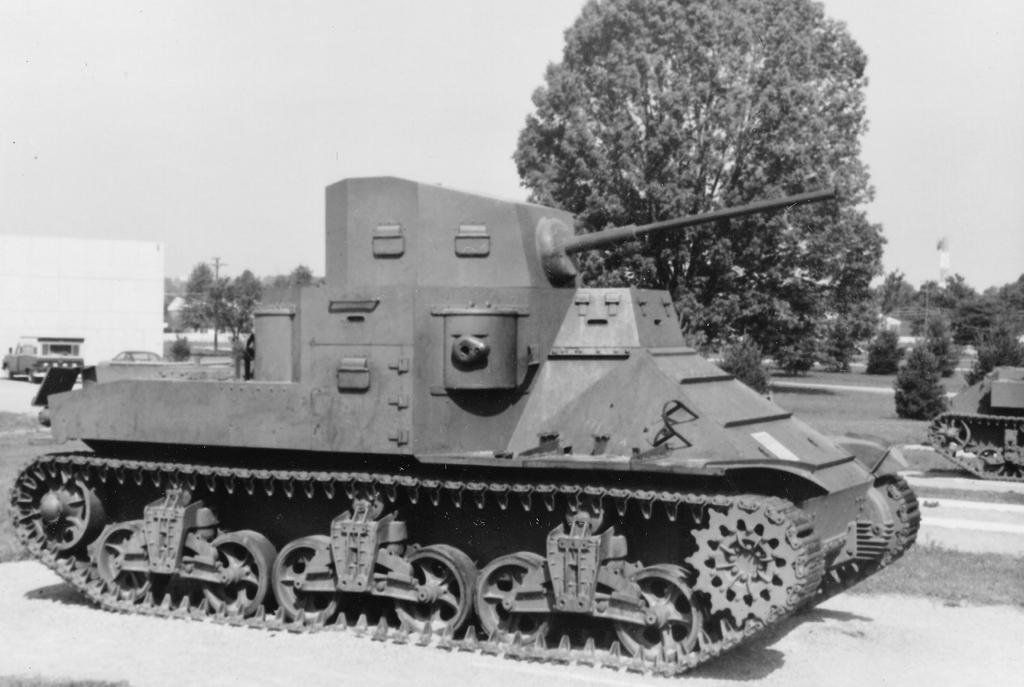 US Army M2A1 Medium Tank by PRR8157