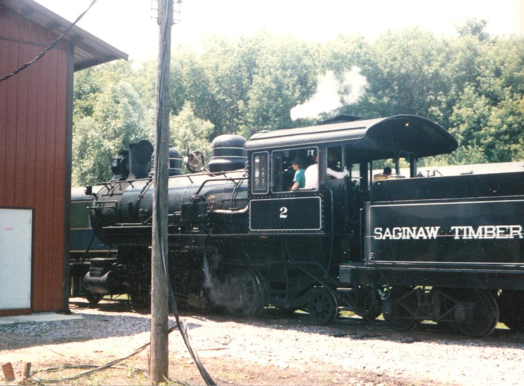 Saginaw Timber #2 by PRR8157