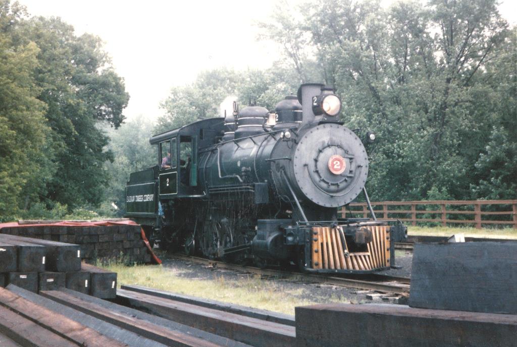 Saginaw Timber #2 on the runaround track by PRR8157