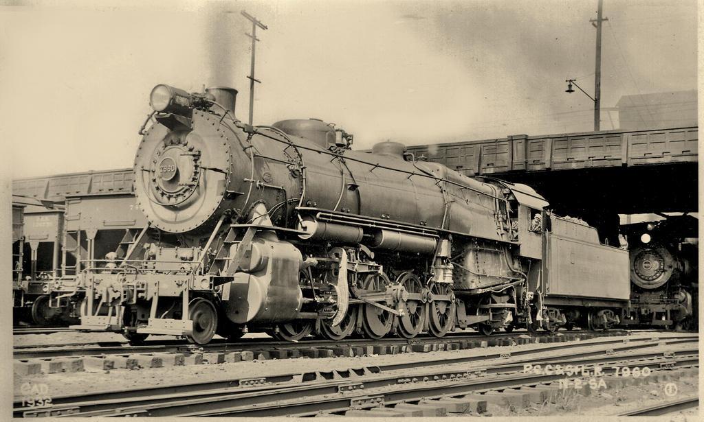 P.R.R. N.2.S.A #7960, 1932 by PRR8157
