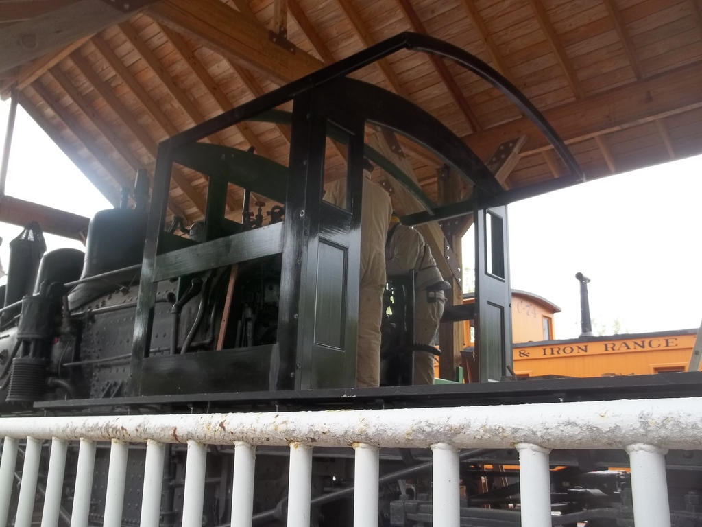 New Cab for Goodman 9 by PRR8157