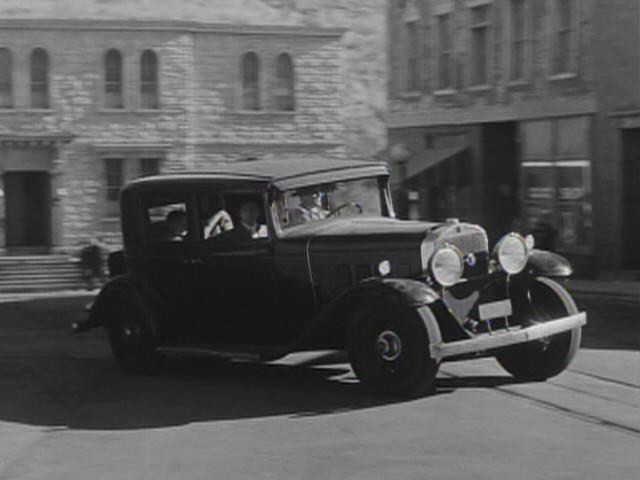 1931 Cadillac V8 Close Coupled Sedan by PRR8157