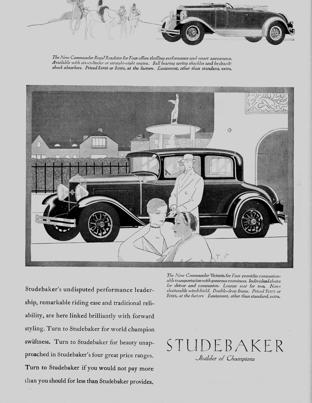 Studebaker Ad III by PRR8157