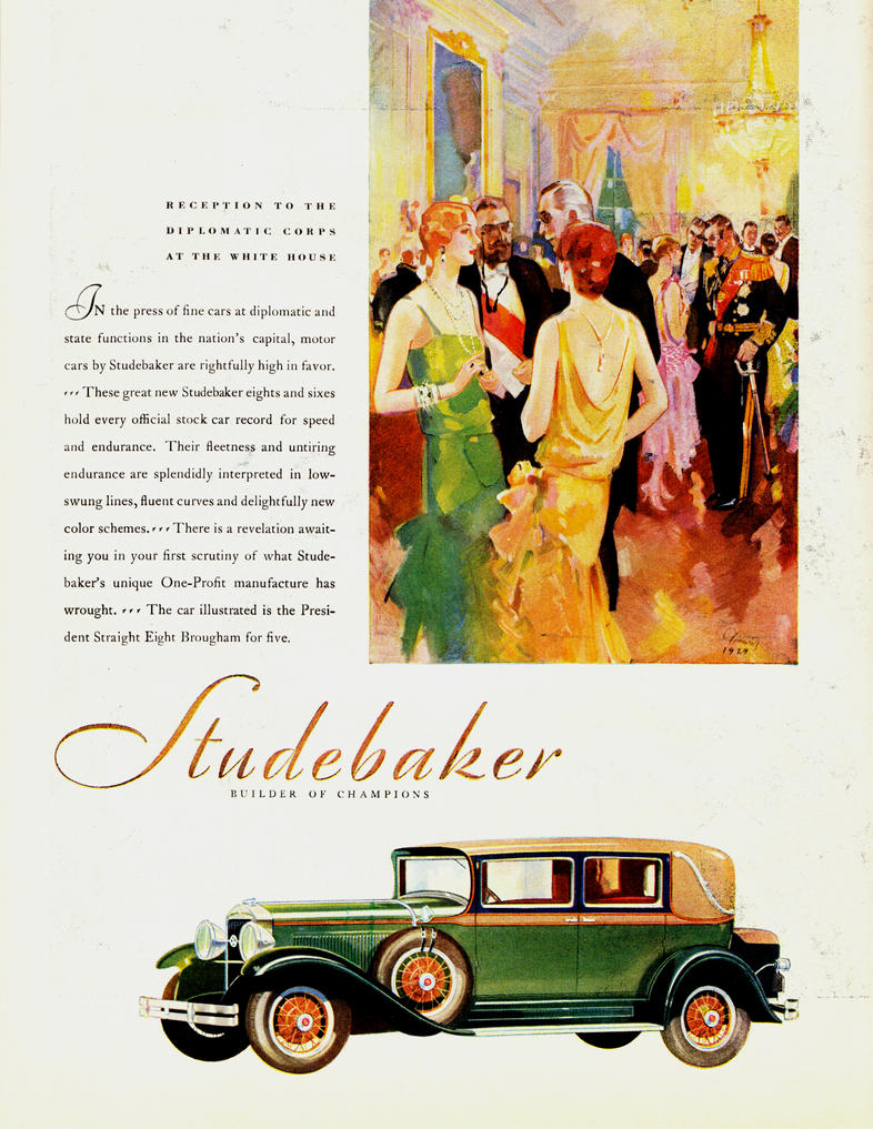 Studebaker Ad IV by PRR8157
