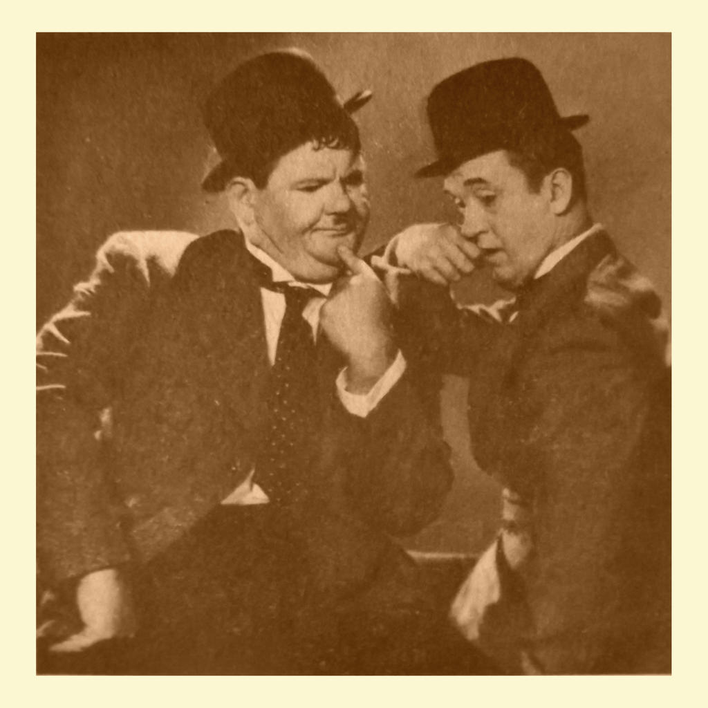 Stan and Ollie 2 by PRR8157