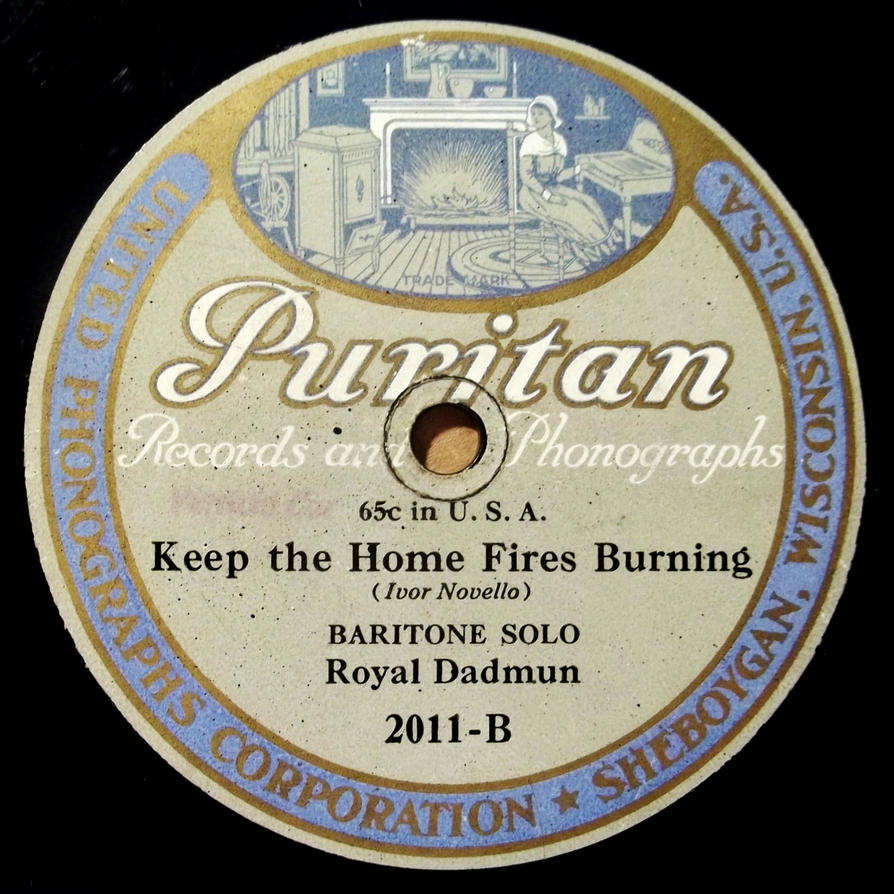 Puritan, Early Design by PRR8157