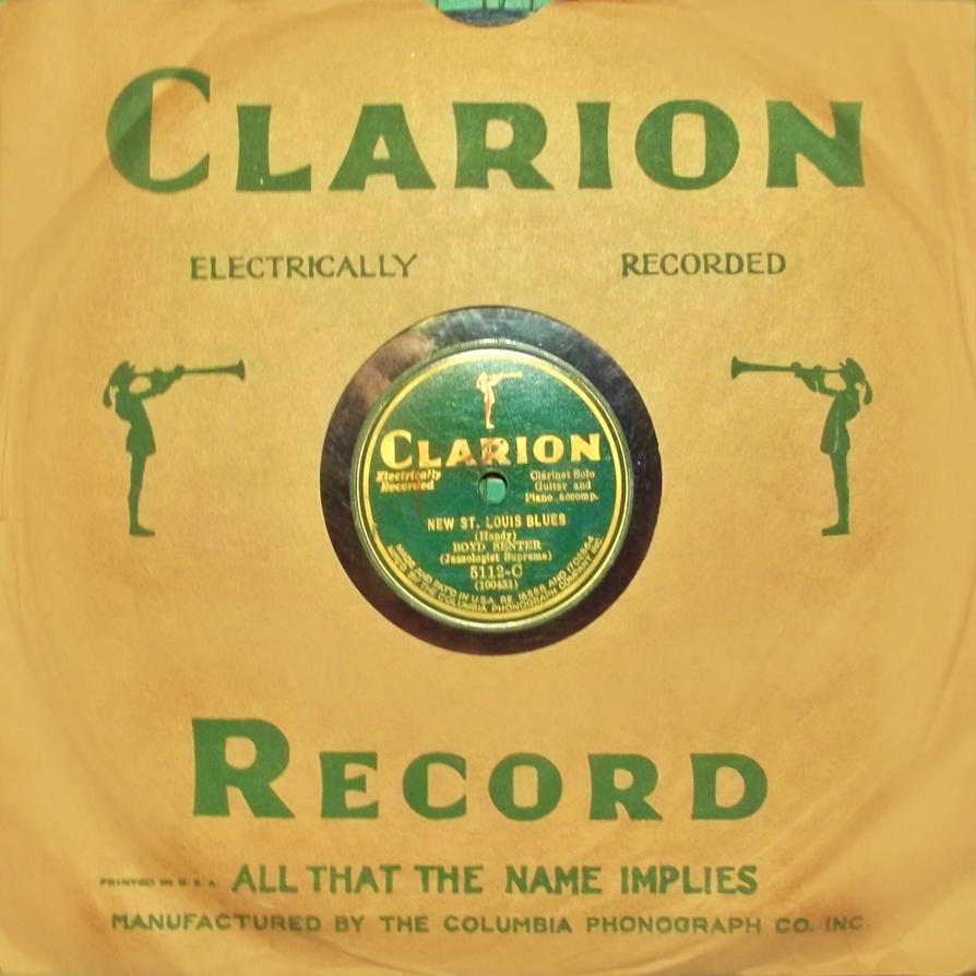 Clarion with sleeve by PRR8157