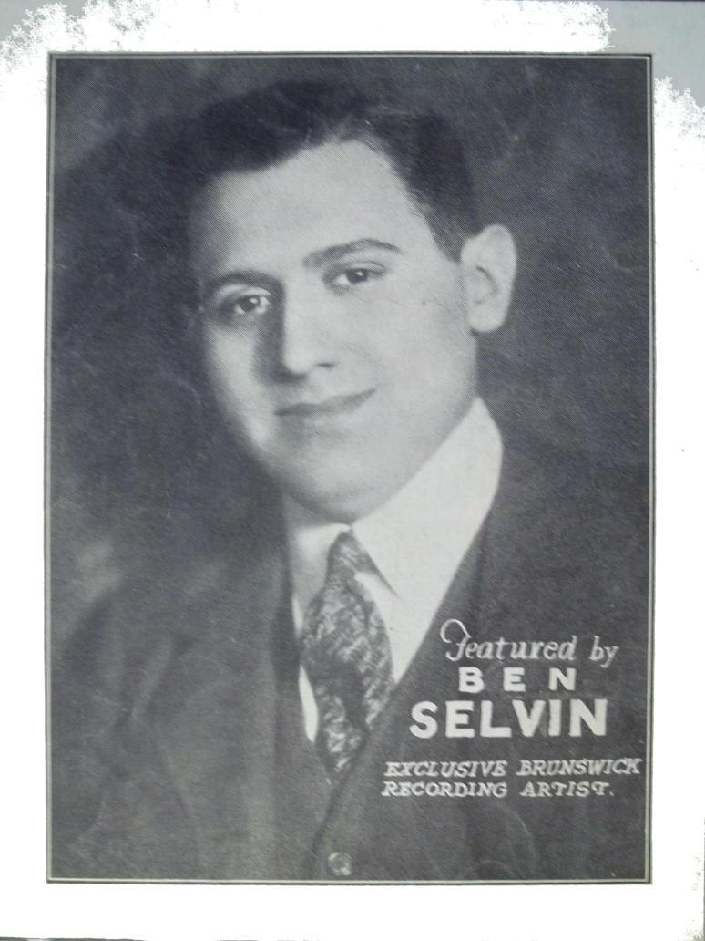 Ben Selvin by PRR8157