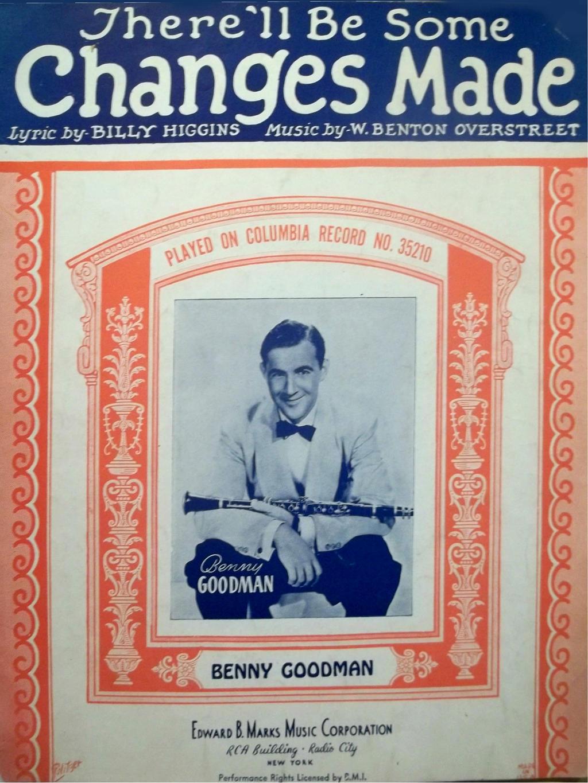 Benny Goodman by PRR8157