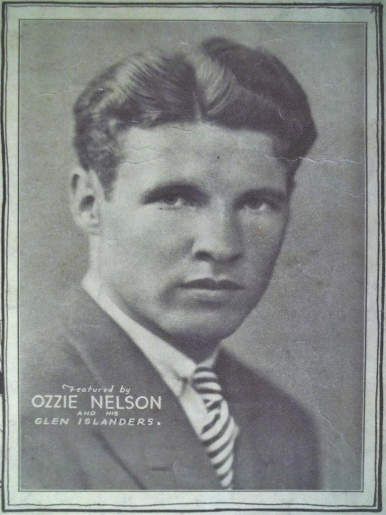 Ozzie Nelson by PRR8157