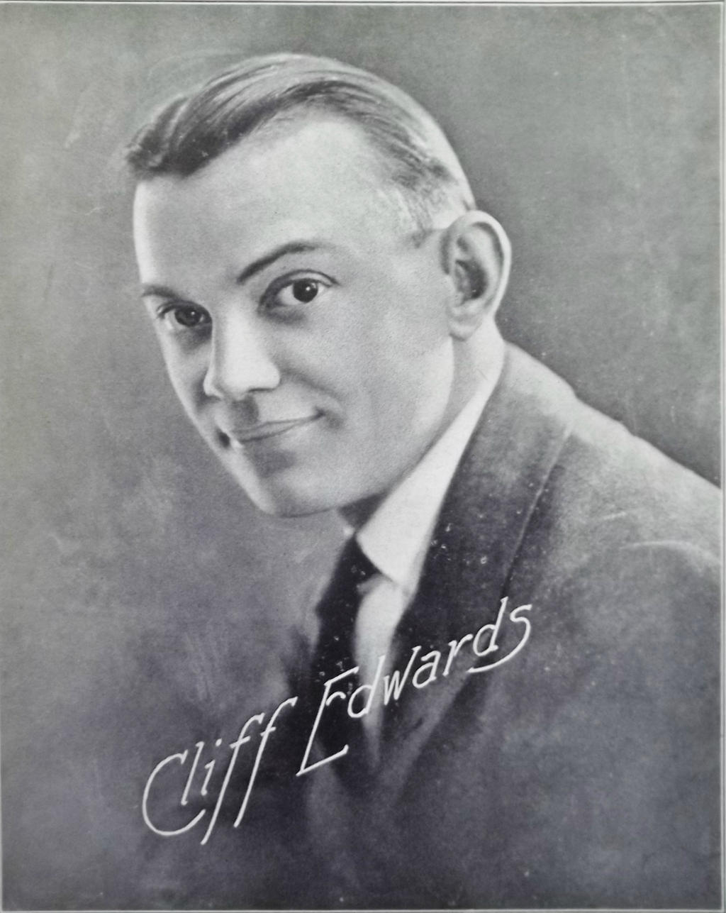 Cliff Edwards by PRR8157
