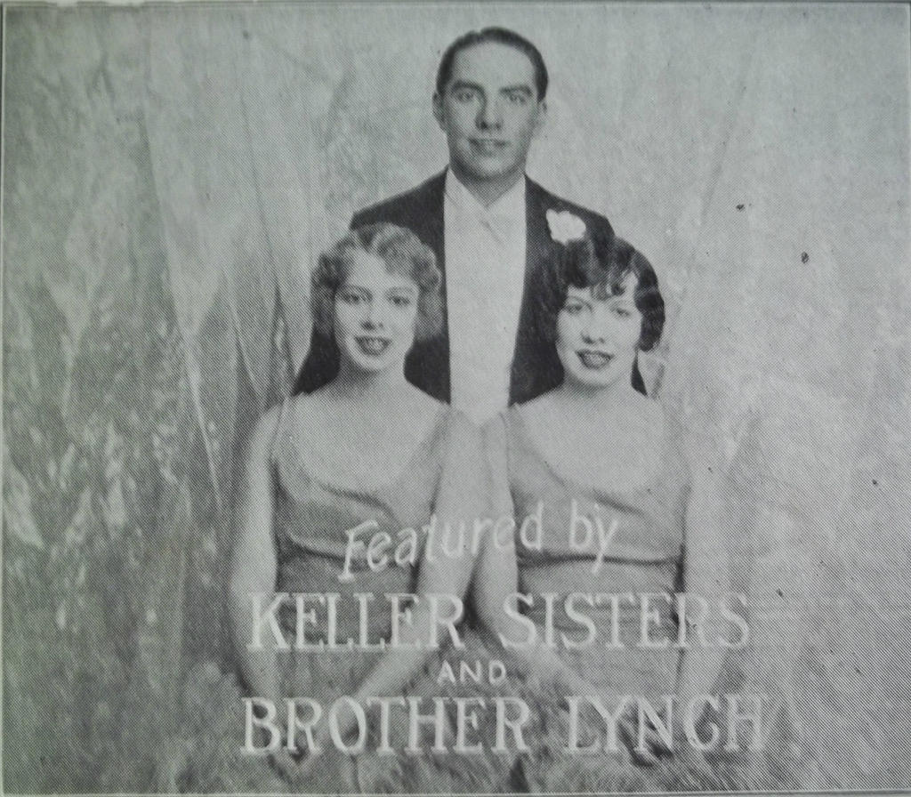 Keller Sisters and Lynch by PRR8157